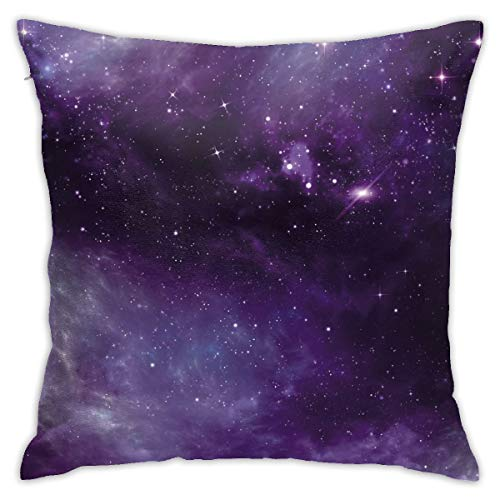 Moshow Kissenbezüge Kissenbezüge Dekoration Nova Galaxy Planet auf dem Schlafsofa 45X45 cm