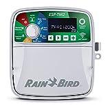 Rain Bird F54232 - Programador ESP-TM2 de 12 estaciones para exteriores, compatible con Wi-Fi
