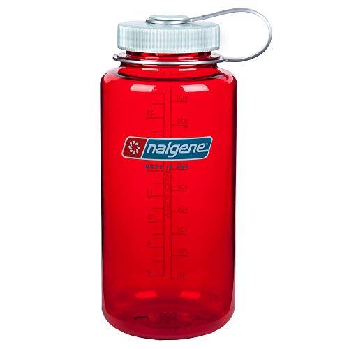 nalgene(ナルゲン)カラーボトル広口1.0Lトライタンボトルアウトドアレッド91182