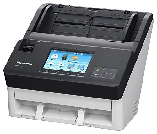 Panasonic KV-N1058X 600 x 1200 DPI ADF- - Scanner (216 x 356 mm, 600 x 1200 DPI, 65 Seiten pro Minute, 8 Bit, 65 Seiten pro Minute, 130 ipm)