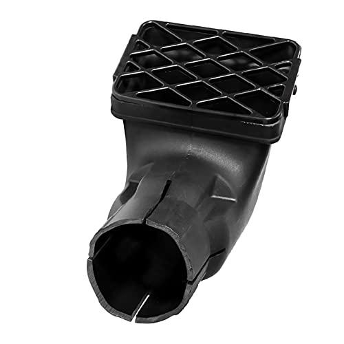 JIAQING Admisión de Aire Coche Negro Aire Admisión de Aire Ram Fot Off Road Reemplazo de Mudding Snorkel Head Air Ingesha Ram Cabeza Ajuste para SUV Coche