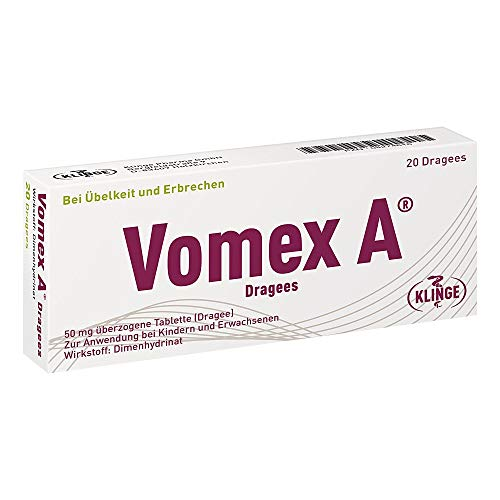 vomex dragees
