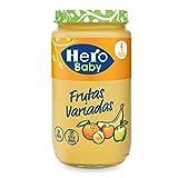 Hero Baby Infantil Frutas Variadas sin Gluten, 235g