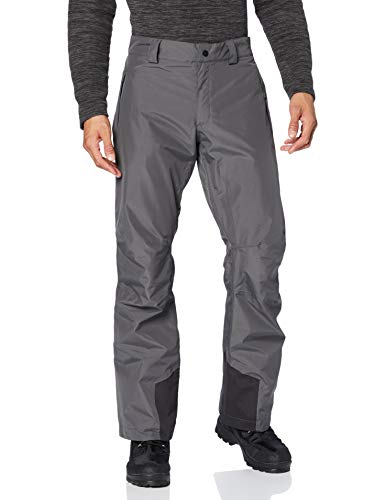 Helly Hansen Blizzard Insulated Pant Pantalon Con Doble Capa, Hombre, Charcoal, XS