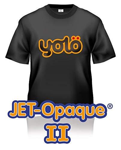yolö creative 25 x a3 fogli di jet-opaque® ii a getto d'inchiostro termico della carta di trasferimento t-shirt/trasferimenti