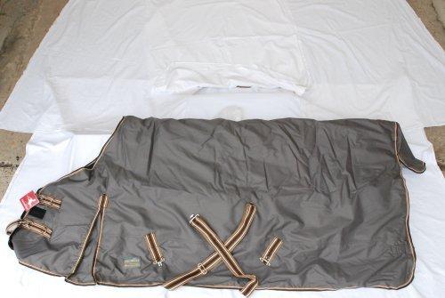 BR Outdoor Rug Grey 195 cm