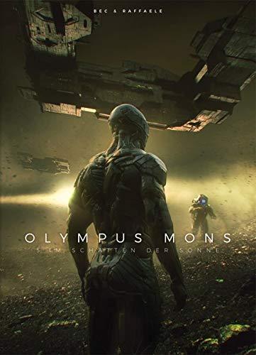 Olympus Mons. Band 5: Im Schatten der Sonne