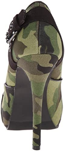 Camouflage shoes heels _image0