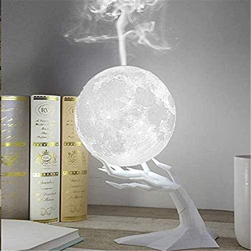 Humidificateur de lune 880ML, diffuseur d