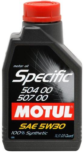 Motul 101474 Motoröl Specific 504 00-507 00 5W-30 1 L