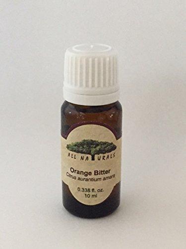 ビターオレンジ・ピール エッセンシャルオイル (精油) 10ML Orange Bitter Essential Oil