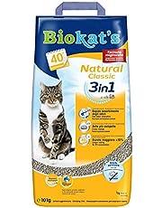 بايو كات طبيعي كلاسيك رمل قطط , 10كجم