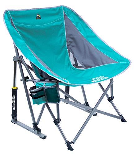 GCI Outdoor Pod Rocker Chair (Seafoam)
