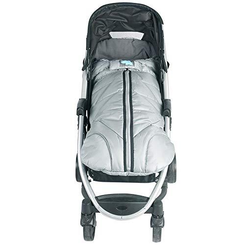 Katurn Baby Kinderwagen Schlafen Tasche,Multifunktionsfußsack Verdickter Warmer Anti Tritt Schlafsack Für Reisen, Camping Und Andere Outdoor Aktivitäten