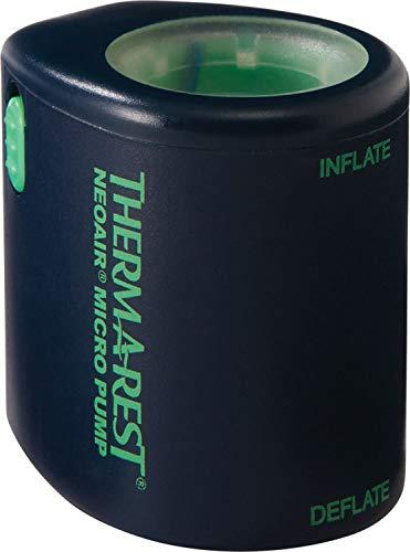 Therm-a-Rest Neoair Micro Pump - Bomba de aire, color negro