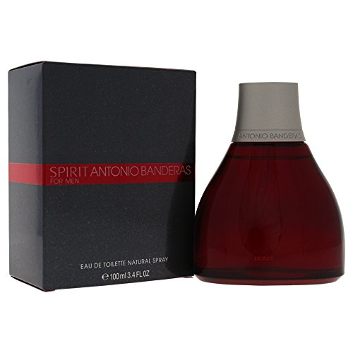Spirit By Antonio Banderas For Men. Eau De Toilette Spray 3.4 oz