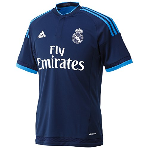 adidas Herren Ausweichtrikot Real Madrid Replica, night indigo/bright blue, X-Large, S12676