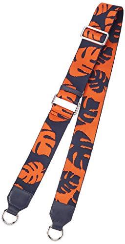 BREE dames Ci 923, Na.b./pum. Leaf/sn, st. 5 cm W19 schoudertas, blauw (navy blazer), 0,01 x 5 x 136 cm