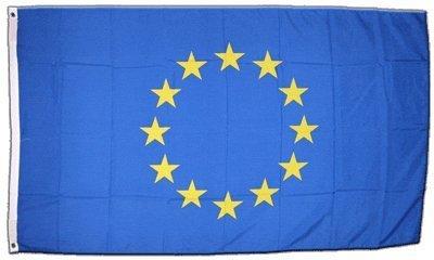 XXL Flagge Fahne Europäische Union EU 150 x 250 cm by Flaggenfritze