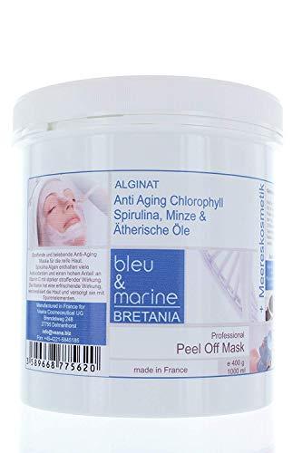 Anti Aging Spirulina PEEL OFF MASKE Professional (400g)