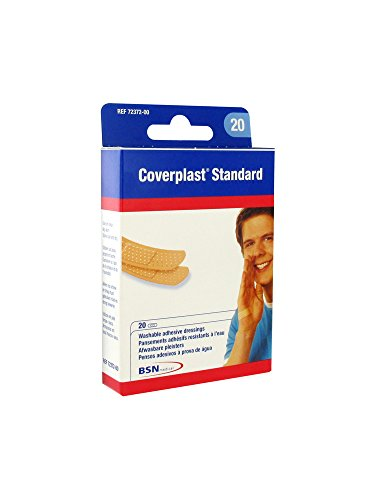 BSN medical Coverplast Standard 20 Pflaster, wasserfest
