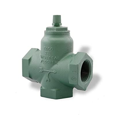 1-1/4 inch TACO 221 FLO-CHECK IPS THREADED HOT WATER HEATING SYSTEM CHECK VALVE from Taco