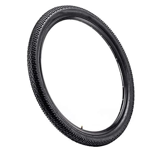 Neumático con Cable De Alambre Negro Neumáticos para Bicicletas De Montaña De Bicicleta Bicicleta Reemplazo De Neumáticos MTB Bike 26x2.1 Pulgadas