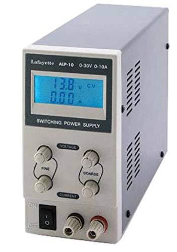 LAFAYETTE ALP-10A Power 0-30 V 0-10A-33102245, Regolabile