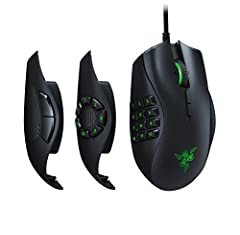 The #1 Best-Selling Gaming Peripherals Manufacturer in the US: Source - The NPD Group, Inc. U.S. Retail Tracking Service, Keyboards, Mice, PC Headset/Pc Microphone, Gaming Designed, based on dollar sales, Jan. 2017- Dec. 2019 High-Precision 16,000 DP...