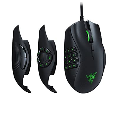 Razer Naga Trinity - The Best Gaming Mouse For Small Hands