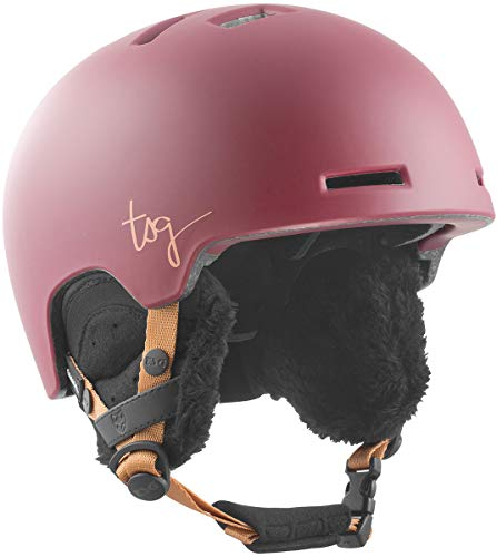 TSG Damen Helm Cosma Solid Color Helmet