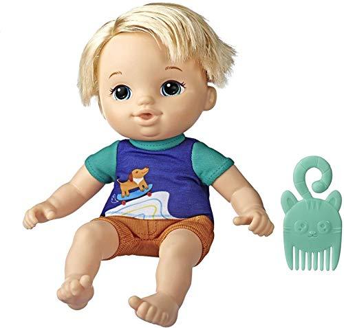 "Baby Alive 9"" Little Zack Boy Doll"