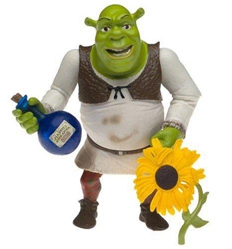 Shrek 2 Action Packed Figure: Punchin' Shrek by Toys