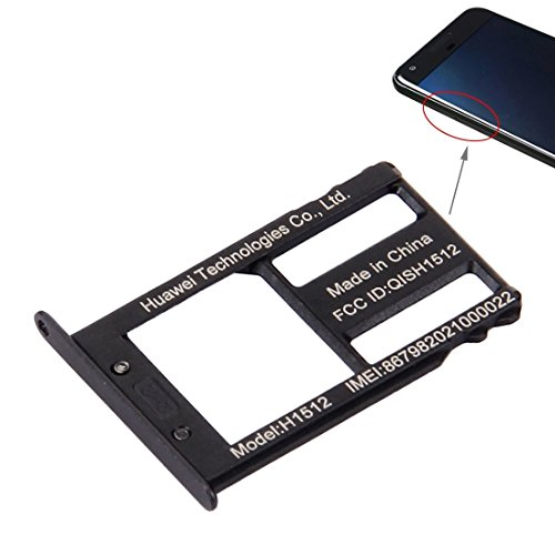 DINGGUANGHE-CELL PHONE ACCESSORIES Excellent Replacement Parts Compatible with Google Nexus 6P SIM Card Tray