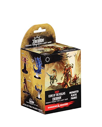 Wizkids Games Dungeons & Dragons Icons of The Realms Eberron: Rising from The Last War Booster