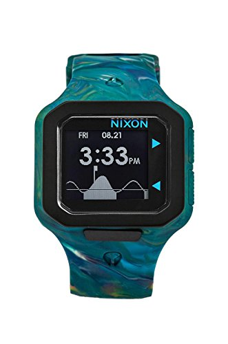 Nixon Supertide Watch Marbled Multi, One Size - http://coolthings.us