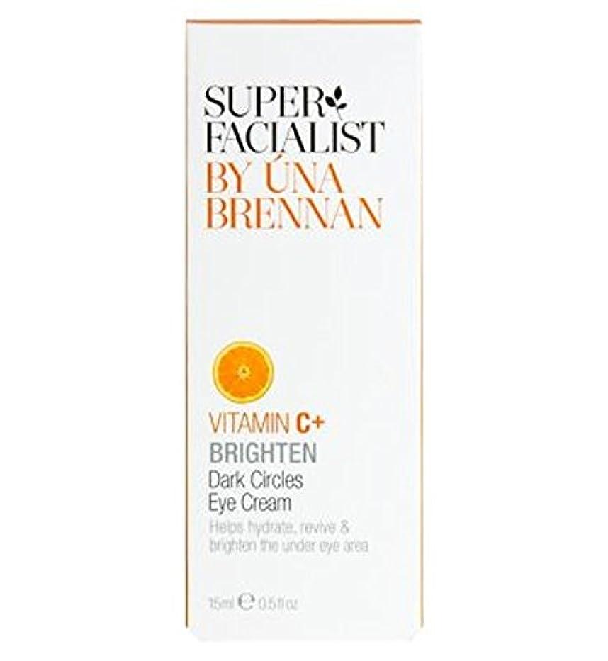 粘着性で低いSuperfacialistビタミンC +くまアイクリーム15ミリリットル (Superfacialist) (x2) - Superfacialist Vitamin C+ Dark Circles Eye Cream 15ml (Pack of 2) [並行輸入品]
