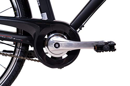 28 Zoll E-Bike E – Citybike für Herren Bild 4*