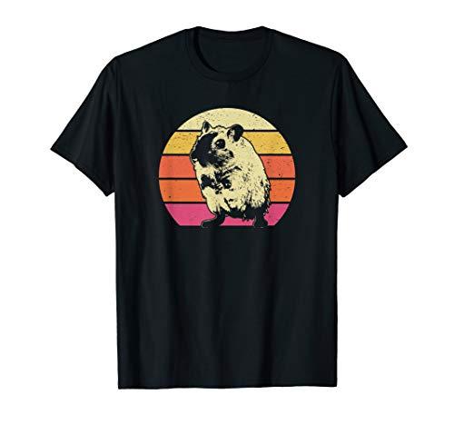 Niedliches und buntes Hamster Nagetier T-Shirt