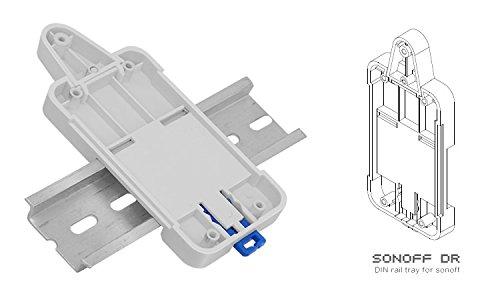 Topker Bandeja Carril DIN DR Ajustable del sostenedor montado en la Caja de rieles para Rack de soluciones de Montaje para los Productos