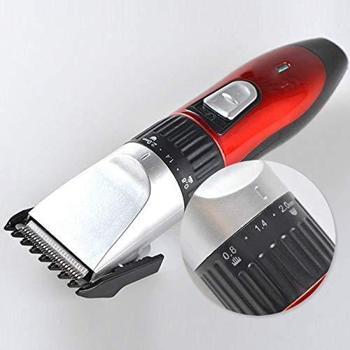 Ciseaux pour couper les cheveux coupés de cheveux Tondeuse électrique Tondeuse à sec de charge à double usage Tondeuse à cheveux Tondeuse électrique Machine de découpage Barbe Barber rasoir
