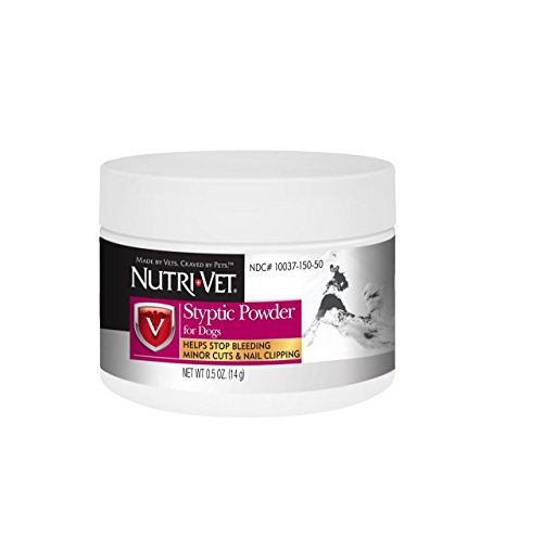Nutri-Vet Styptic Powder, 0.5 oz