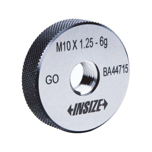 INSIZE 4632-58R GO ISO1502 Metrisch fijne draad Ring Gauge, M58 x 1.5