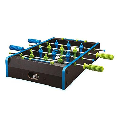 Funtime Gifts Mini-Fußballspiel, 50,8 cm, Neonfarben, Holz, 50,8 cm