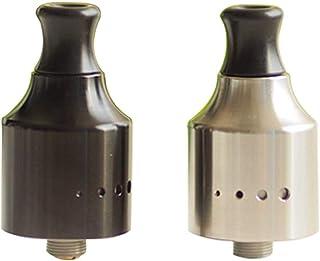 電子タバコ VAPE アトマイザー BF対応 RDA Cthulhu MOD 1928 MTL RDA 22mm (クトゥルフ モッド 1928) (① シルバー)
