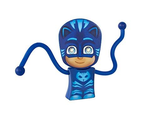 PJ Masks Catboy -GoGlow Hero: Taschenlampe und Nachtlicht mit beweglichen Armen