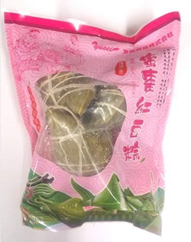 冷凍粽子  臻徳斎 蜜棗紅豆粽 120gX3個(1袋)、中華ちまき、端午節♪