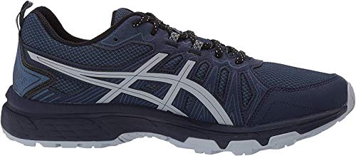 ASICS Men's Gel-Venture 7 (4E) Trail Running Shoes, 11XW, Peacoat/Piedmont Grey