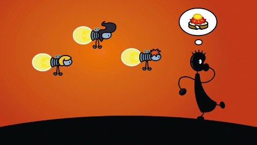 Honig film tom marmeladenbrot mit Bücher portofrei