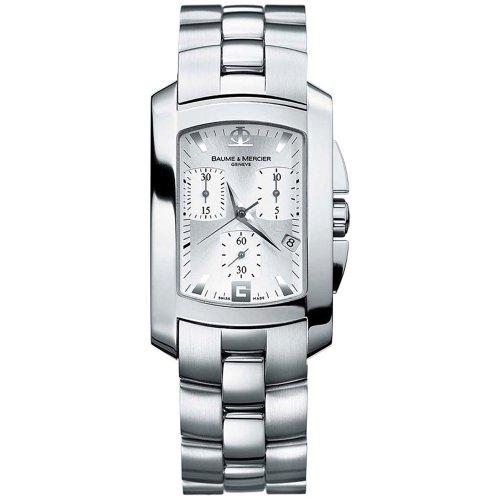 Baume & Mercier Men's 8444 Hampton Milleis Bracelet Watch